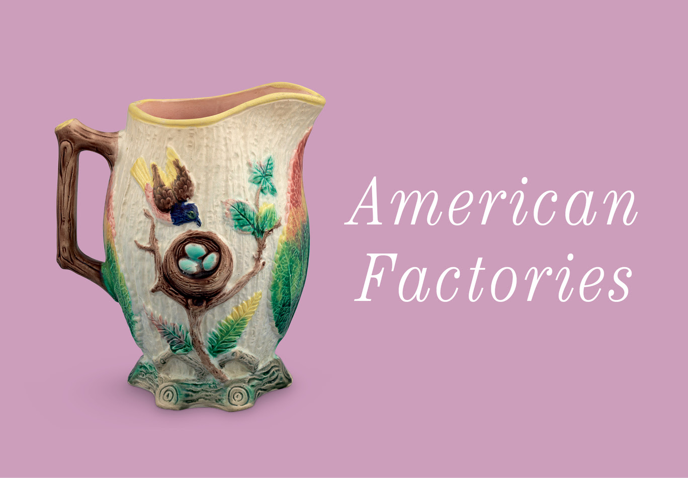 Text: American Factories