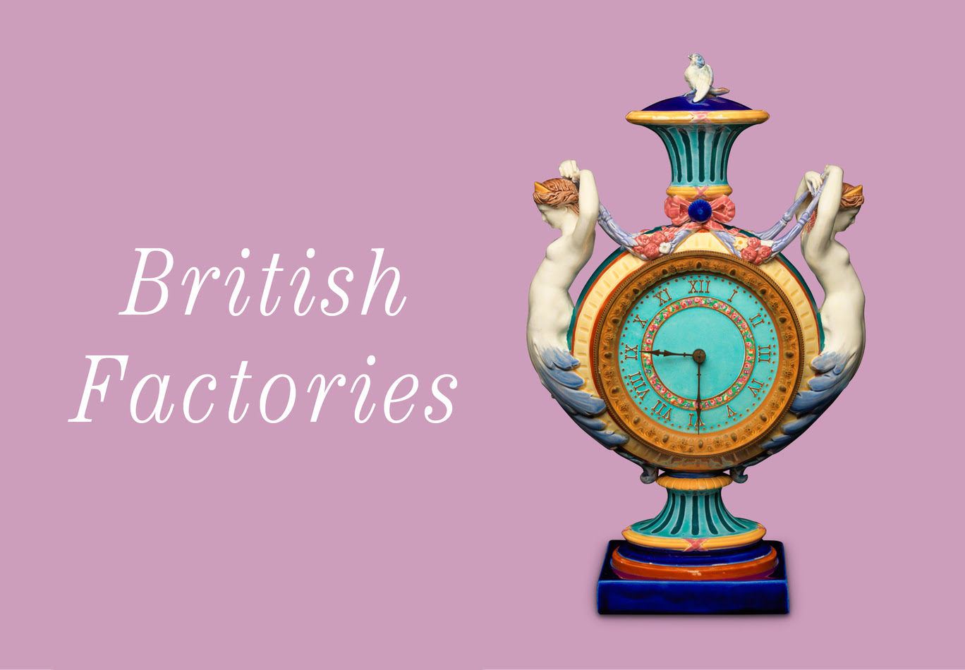 Text: British Factories